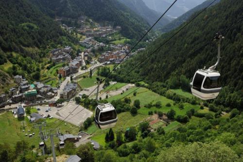 Andorra--pogoda