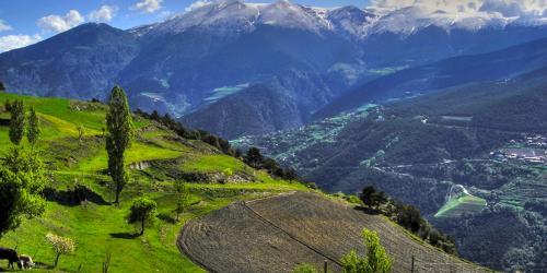 Andorra dostoprimechatelnosti eskaldes engordan