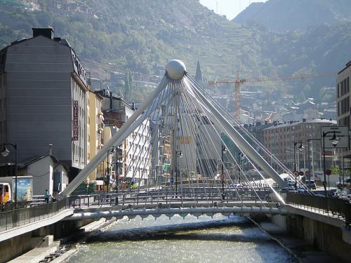 Pont de Paris, Andorra la Vella