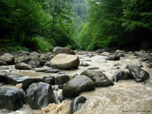 Masalli Azerbaijan nature 1