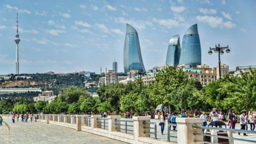 azerbaijan-flame-towers