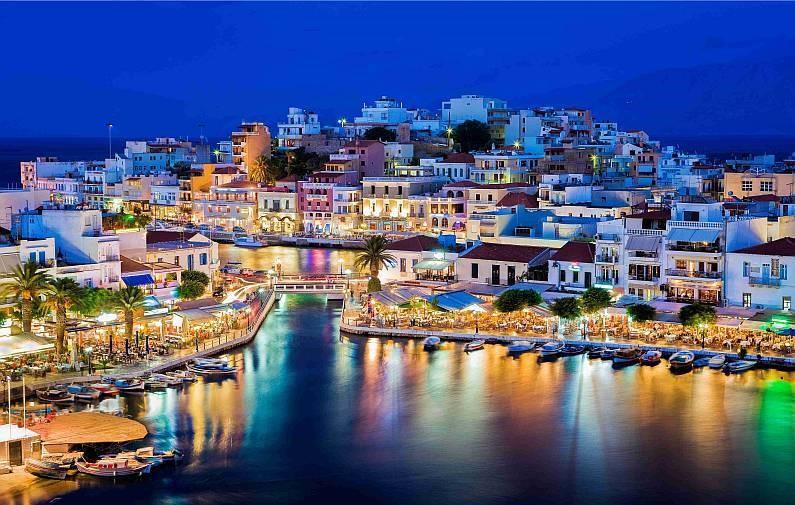 крит остров греции фото