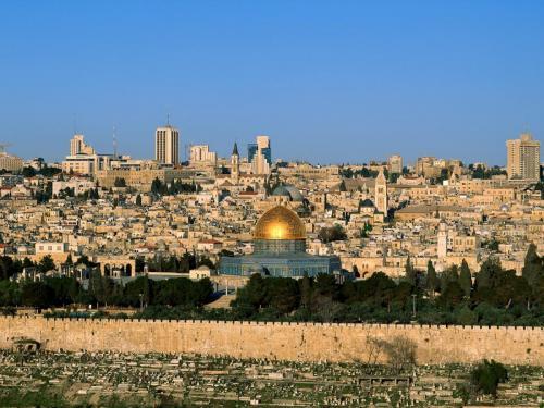Jerusalem-of-Israel