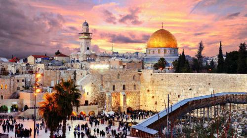 Jerusalem Israel wailing wall