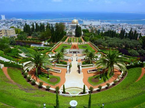 PikiWiki Israel 14282 Baha garden Haifa