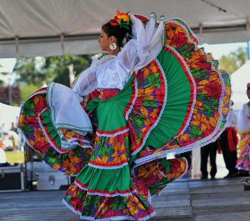 679px-Mexican dance girl 2010